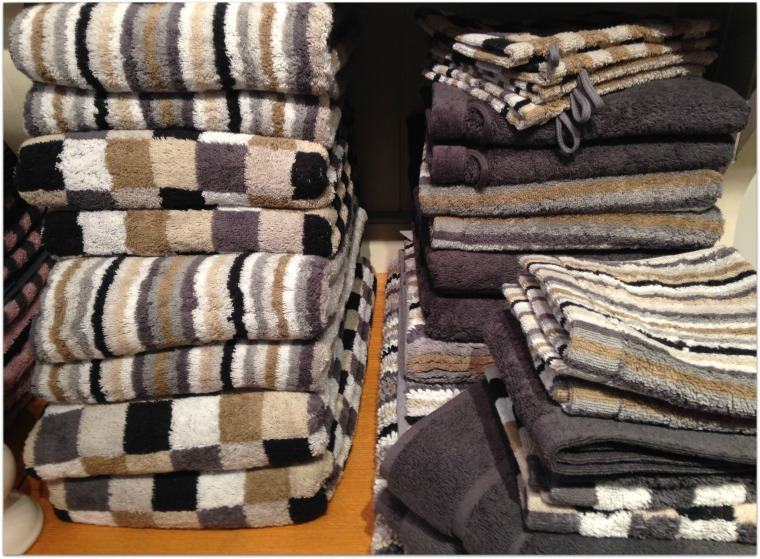 The new collection of towels and bathrobes CAWO is here ...