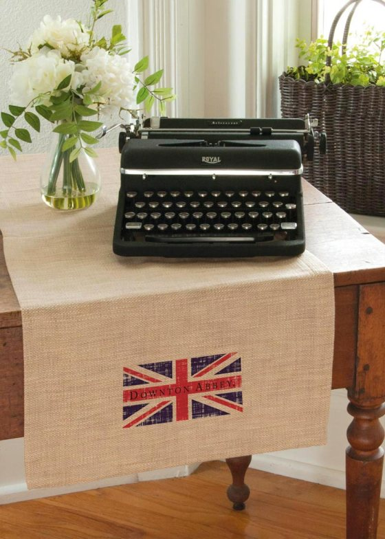 DowntonUnionJack_RunnerWovenBritish1